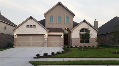 Pflugerville Single Family Home For Sale: 3913 Octavia Dr