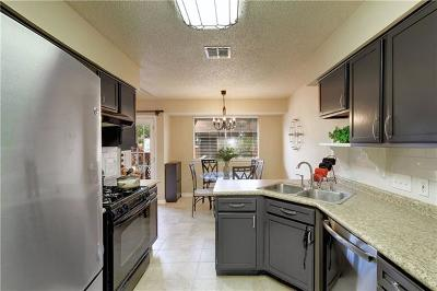 Austin Condo/Townhouse Pending - Taking Backups: 11110 Parkfield Dr #A