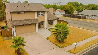 Austin Single Family Home Pending - Taking Backups: 1429 Charolais Dr