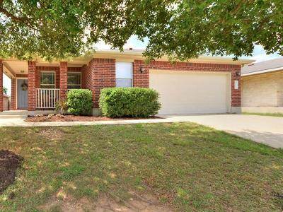 Leander Single Family Home For Sale: 937 Cindy Ln