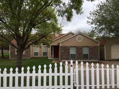 Pflugerville Single Family Home For Sale: 3717 Apple Vista Cir
