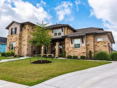 Pflugerville, Round Rock Single Family Home For Sale: 3033 Alton Pl