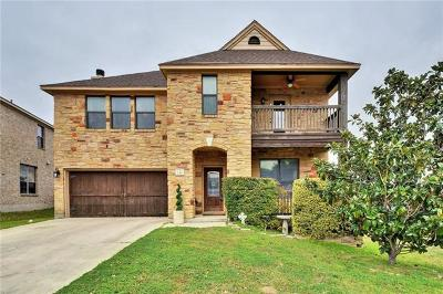Cedar Park Single Family Home For Sale: 2415 Hollis Ln