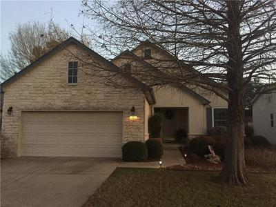 Georgetown Single Family Home For Sale: 119 Trail Rider Way