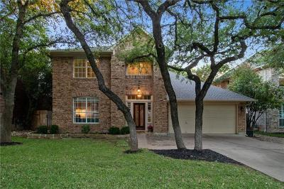 Austin Single Family Home For Sale: 12905 Medina River Way