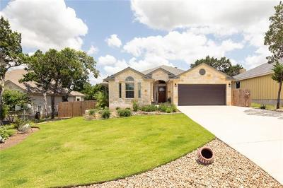 Wimberley Single Family Home Active Contingent: 6 Rock Hollow Cir