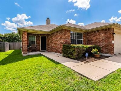 Kyle Single Family Home Pending - Taking Backups: 370 Carriage Way