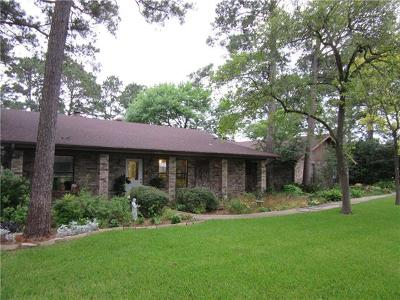 Bastrop Single Family Home Pending - Taking Backups: 299 Makaha Dr