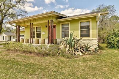 Austin Single Family Home For Sale: 1804 E 38 1/2 St