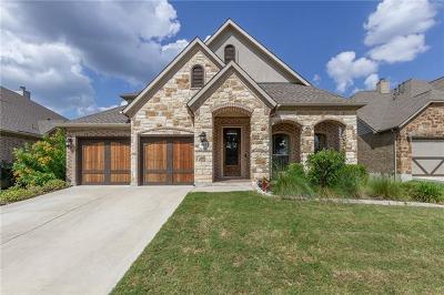 Georgetown Single Family Home For Sale: 1423 Rowan Dr