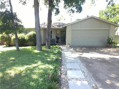 Travis County Single Family Home For Sale: 3913 Leafield Dr