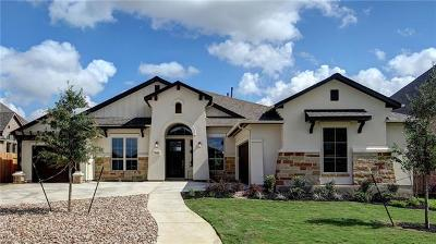 Georgetown Single Family Home For Sale: 425 Rancho Sienna Loop