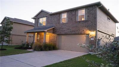 Hutto Single Family Home For Sale: 106 Hawkins Ct
