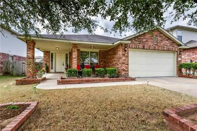 Pflugerville Single Family Home For Sale: 15204 Hyson Xing