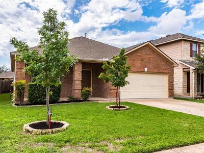 Cedar Park Single Family Home For Sale: 203 Arrowhead Trl