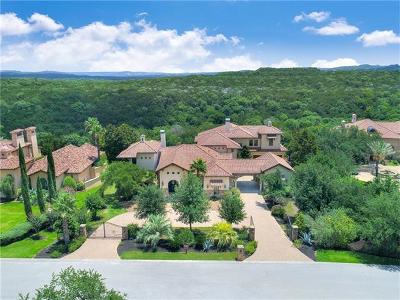 Austin Single Family Home For Sale: 9113 Camelback Dr