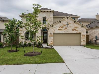 Austin Single Family Home For Sale: 9804 Ivalenes Hope Dr