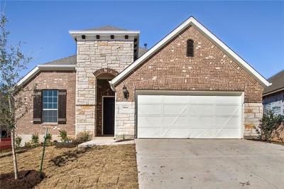 Round Rock Single Family Home For Sale: 5908 Bianca Dr