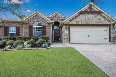 Cedar Park Single Family Home Pending - Taking Backups: 1603 Terrace View Dr