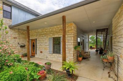 Wimberley Single Family Home For Sale: 400 Madrone Trl