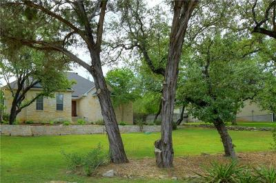 Spicewood Single Family Home For Sale: 611 Cargill Dr