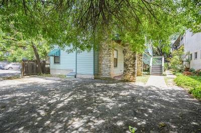 Condo/Townhouse For Sale: 2813.5 Rio Grande S #101