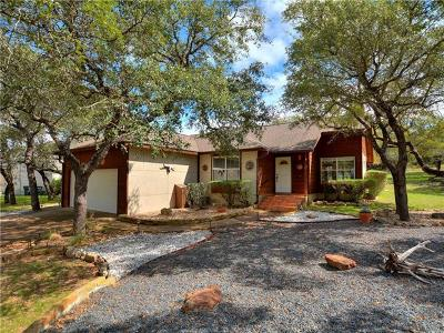 Spicewood Single Family Home Pending - Taking Backups: 301 Sinclair Dr