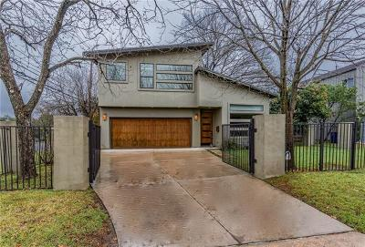 Travis County Single Family Home For Sale: 5019 West Park Dr