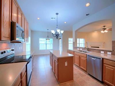 Forest Creek Single Family Home Pending - Taking Backups: 107 Bob Estes Cv