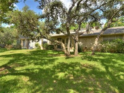 Single Family Home Pending - Taking Backups: 7605 Creekbluff Dr