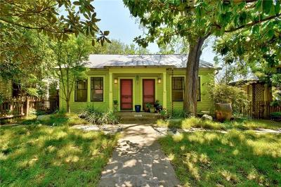 Single Family Home For Sale: 4501 Avenue H
