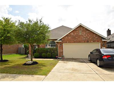 Liberty Hill Single Family Home For Sale: 105 Prospector