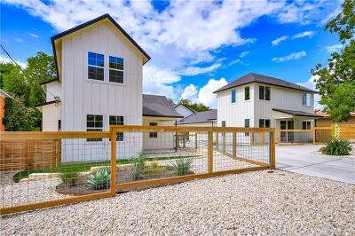 Austin Single Family Home For Sale: 1806 Ferdinand St #1