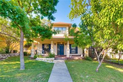 Hays County, Travis County, Williamson County Single Family Home For Sale: 802 W Annie St