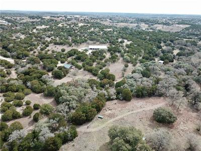 Dripping Springs Single Family Home For Sale: 14440 Sawyer Ranch Rd