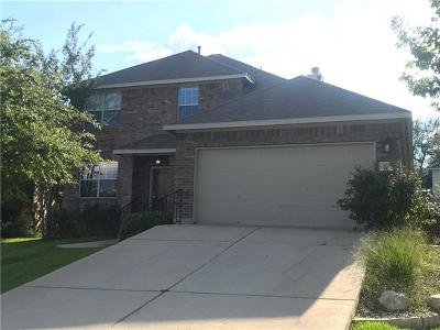 Leander Rental For Rent: 503 Chaparral Dr
