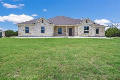 Liberty Hill Single Family Home For Sale: 316 Joya Dr