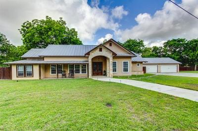 New Braunfels Single Family Home Pending - Taking Backups: 2258 Gruene Rd