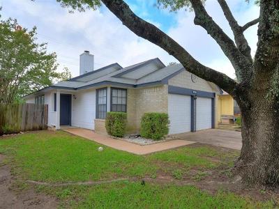 Single Family Home For Sale: 14427 Robert I Walker Blvd