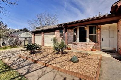 Single Family Home Pending - Taking Backups: 7102 Whispering Creek Ct
