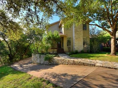 Austin Single Family Home For Sale: 6400 Cascada Dr