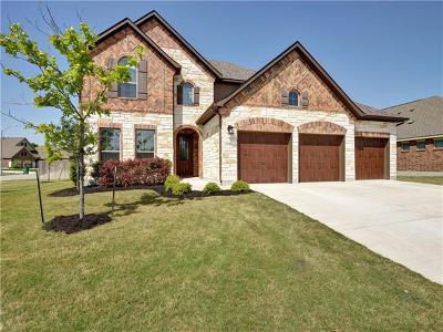 Pflugerville  Single Family Home For Sale: 21400 Windmill Ranch Ave