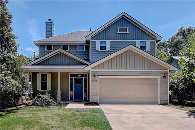 Austin Single Family Home For Sale: 2707 La Mesa Dr
