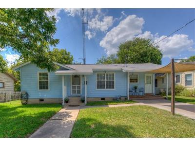 Austin Single Family Home For Sale: 6100 Laird Dr
