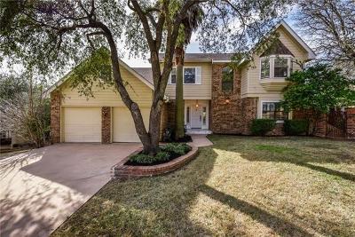 Travis County, Williamson County Single Family Home Pending - Taking Backups: 6902 Ligustrum Cv