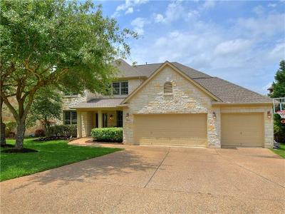 Austin Single Family Home For Sale: 12829 Ursa Major Path