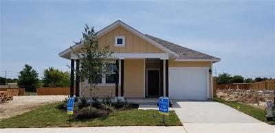 Leander Single Family Home For Sale: 312 La Escalera Dr