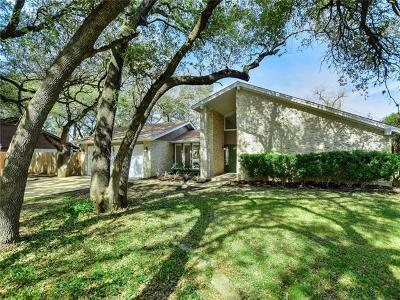 Travis County, Williamson County Single Family Home Pending - Taking Backups: 9306 Meadowheath Dr