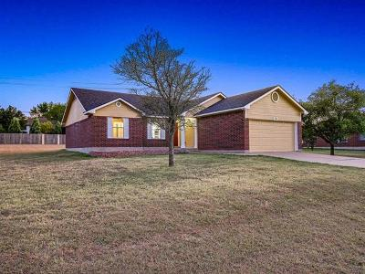 Pflugerville Single Family Home For Sale: 1311 Crete Ln