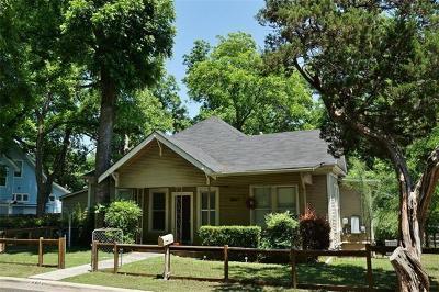 Austin Multi Family Home For Sale: 4601 Avenue C